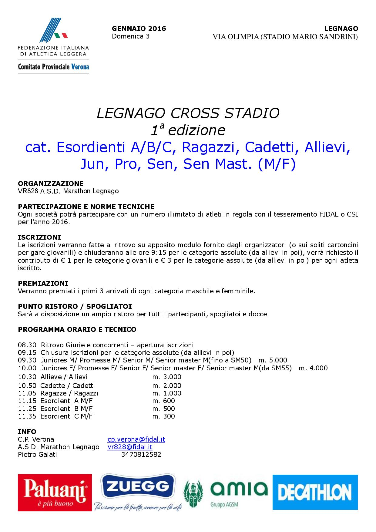 CROSS LEGNAGO page 001
